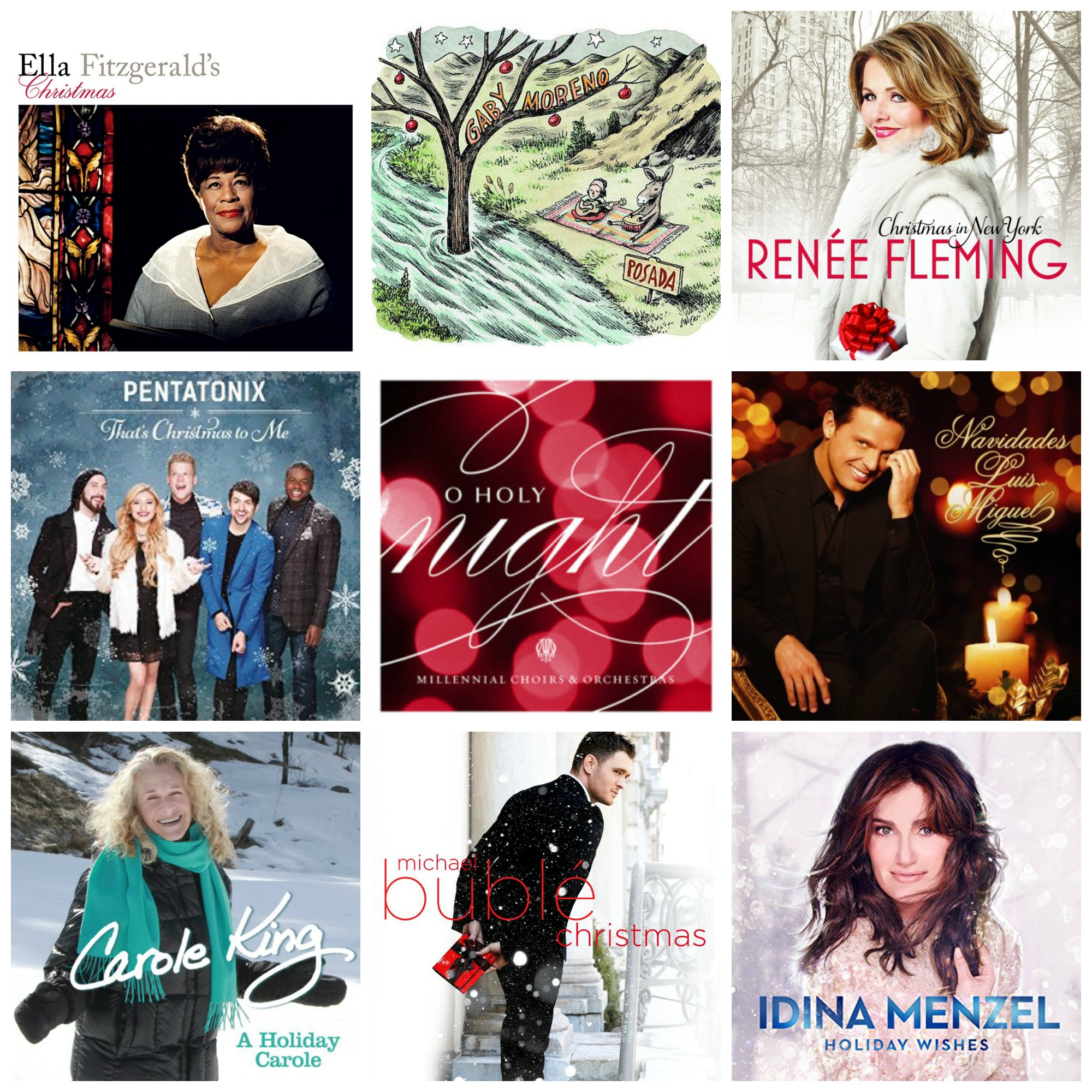 Best Christmas Albums.Play List More Of My Favorite Christmas Albums Harmony Avenue