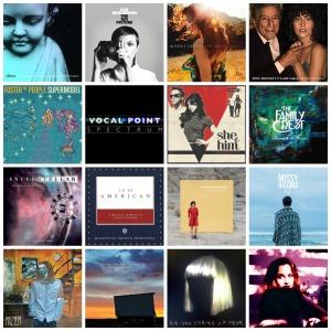Best Albums of 2014 Part II