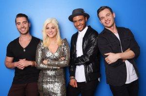 Top 4 American Idol